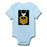 Command Master Chief GC Infant Bodysuit