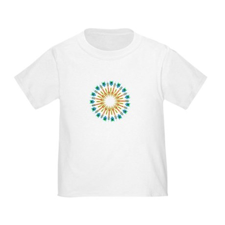 Kaleidoscope 003a1 Toddler T-Shirt