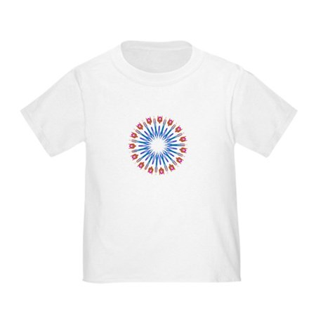 Kaleidoscope 003a Toddler T-Shirt