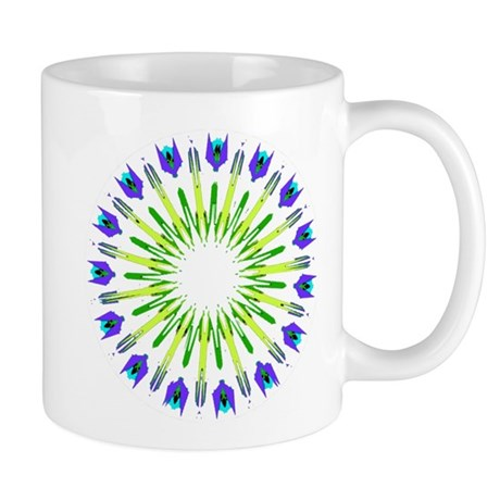 Kaleidoscope 003b Mug