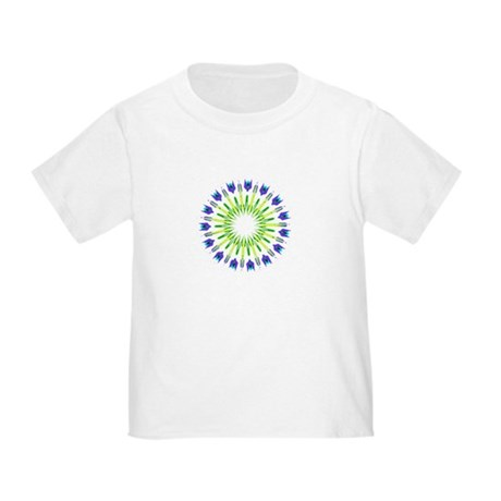 Kaleidoscope 003b Toddler T-Shirt