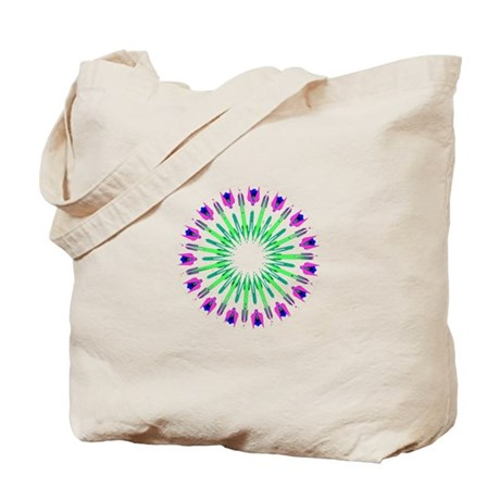 Kaleidoscope 003c Tote Bag