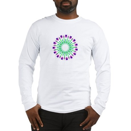 Kaleidoscope 003c Long Sleeve T-Shirt