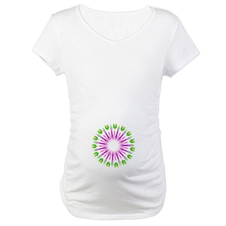 Kaleidoscope 003e Maternity T-Shirt