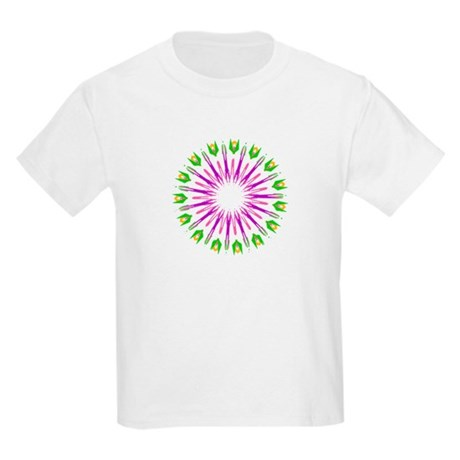 Kaleidoscope 003e Kids Light T-Shirt