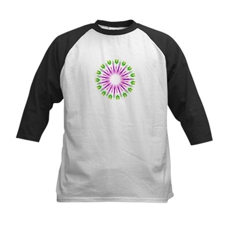 Kaleidoscope 003e Kids Baseball Jersey
