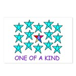 ONE OF A KIND Postcards (Package of 8)