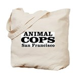 SF Animal Cops Tote Bag