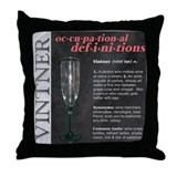 Vintner Throw Pillow