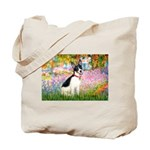 Garden / Rat Terrier Tote Bag