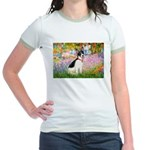 Garden / Rat Terrier Jr. Ringer T-Shirt