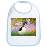 Garden / Rat Terrier Bib