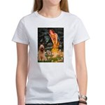 Fairies / Briard Women's T-Shirt