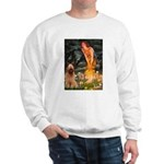 Fairies / Briard Sweatshirt