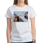 Creation / Briard Women's T-Shirt
