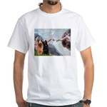 Creation / Briard White T-Shirt