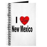 I Love New Mexico Journal