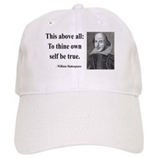 Shakespeare 5 Baseball Cap