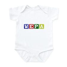 Wepa! Infant Bodysuit