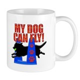 My Dog Can Fly Mug
