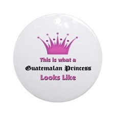 This is what an Guatemalan Princess Looks Like Orn