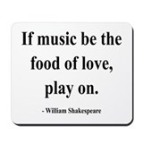 Shakespeare 10 Mousepad