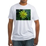 Fitted Flower T-Shirt