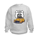 Illinois Route 66 Sweatshirt