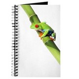 Cute Red eyed tree frog Journal
