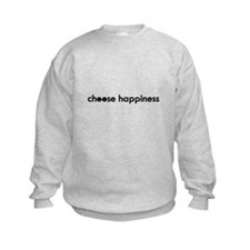 L & Tees Choose Happiness Sweatshirt