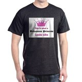 This is what an Bahamian Princess Looks Like T-Shirt
