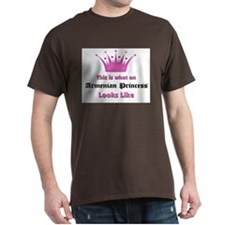 This is what an Armenian Princess Looks Like T-Shirt