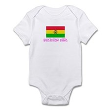Bolivia Girl Infant Bodysuit