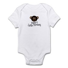 Pepaw's Little Monkey BOY Infant Bodysuit