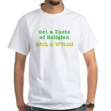 Get a Taste of Religion - Lic Shirt