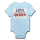 LINA for queen Onesie