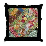 Quiltorama Throw Pillow