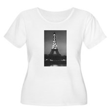 Vintage Citroen Eiffel Tower T-Shirt