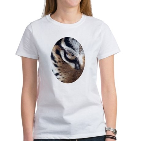 Tiger Eye Women's T-Shirt