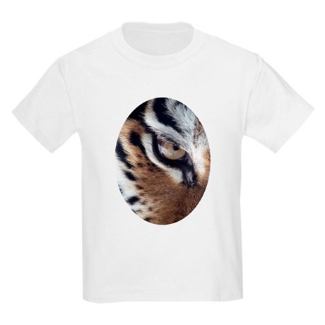 Tiger Eye Kids Light T-Shirt