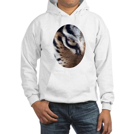 Tiger Eye Hooded Sweatshirt