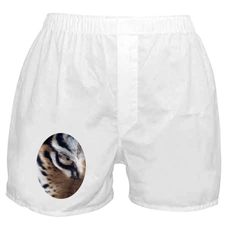 Tiger Eye Boxer Shorts