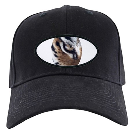 Tiger Eye Black Cap
