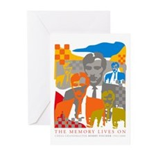 Greeting Cards (Pk of 20) - Bobby Fischer