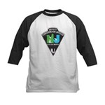 New Jersey Game Warden Kids Baseball Jersey