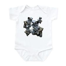 Motor Madness Infant Bodysuit