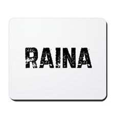 Raina Mousepad