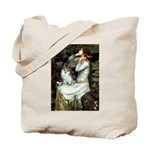Ophelia / Pomeranian (p) Tote Bag