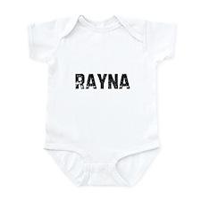 Rayna Infant Bodysuit