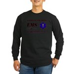 National EMS Week Gifts Long Sleeve Dark T-Shirt